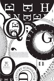 Century Schoolbook Type Poster By Gerre Mae Barcebal Via Behance