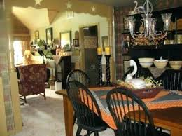 Primitive Country Living Room Ideas Country Style Charming Primitive