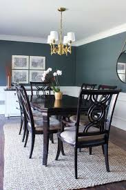 We Love The Classic Cut On Backs Of These Dark Wooden Chairs They Bring Class And Sophistication To An Already Beautiful Table