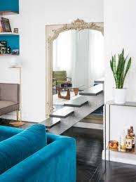 canap avec biblioth que int gr e appartement haussmannien avec bibliothèque sur mesure en palissandre