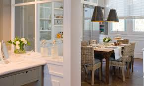 Projects Idea Of Kitchen And Dining Room Dividers Steel Glass Partition Design Ideas