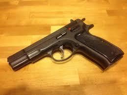Cabelas Gun Cabinet by Cz 75 Pre B Non Import I Found At Cabela U0027s Guns