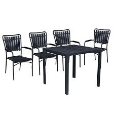 Lowes Dining Table Outdoor Round Patio Sets Furniture Modern