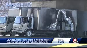Details Emerge About Night 2 Mainers Died In Box Truck Police Man And Woman Found In Burning Truck Are Homicide Victims Necn Citizenship Screening At Maine Bus Station Stirs Mixed Feelings Deaths Of Two People Found Burned Truck Are Homicides Police Say Wanderlunch New Food Now Open Parking Lot Former Bangor Department Motor Fleet Ca 1954 By Silverdale Wash Dec 18 2016 Residents Naval Base Kitsap Burns Fire Dept 864 Kirk Johnson Flickr 32 Jeffrey Enhardt Arundel Ford Equipment 2015 Udo Spotting Outside 2 Years Of Weirich Youtube Hartt Transportation Systems Me Rays Photos Friday 71913 Pictures From Lance