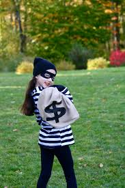 Spirit Halloween Omaha 2014 by Bank Robber Costume Hat And Gloves From The Dollar Store Money