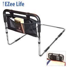 ezee life safety bed rail with foam handrail walmart canada