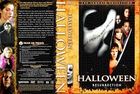 Busta Rhymes Halloween Resurrection by Raffle Prize Halloween The Complete Collection 10 Blu Ray Set