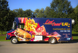 100 East Coast Truck Food S Advertising Vehicles