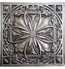 Styrofoam Direct Glue Up Ceiling Tile by Td10 Faux Tin Ceiling Tile Talissa Decor
