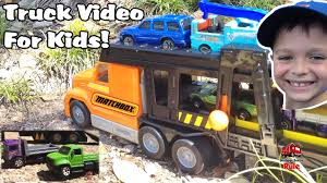 Truck Videos For Children L Toys R Us MATCHBOX TRANSPORTER TRUCK ... Tonka 12v Dump Truck Also Tarps With Portland Oregon As Well Sizes Little Tikes Cozy Coupes Trucks Toysrus Are Us Hire Box Fleet Wraps Custom Graphics Decals Vinyl Bruder Toys Cat Mini Takeapart 3pack Toy State Cars R Us Used Binghamton Ny Dealer Dump Truck Cstruction Fun And A Fire Tanker Unit Farm Vehicles Pulls After It Apparently Burst Into Fire For Kids