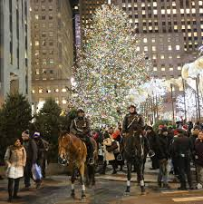 Rockefeller Plaza Christmas Tree Lighting 2017 by Rockefeller Center Christmas Tree Lighting Nypd News