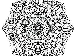 Free Printable Mandala Coloring Pages Detailed For Adults Shoot Mandalas To