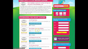 How To Use Steve Madden Promo Codes Handhelditems Coupon Code Iphone 4 Crazy 8 Printable Sally Beauty Printable Coupons Promo Codes Sendgrid Ellen Shop Coupons Supply Coupon Code 30 Off 50 At Or Wow Promo April 2019 Mana Kai Hit E Cigs Racing The Planet Discount Discount Tire Promotions Labor Day Crocus Voucher Latest Codes October2019 Get Off Add To Cart Now Save 25 Limited Time American Airlines Beauty Supply Free Shipping New Era Uk