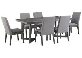 American Furniture Design Besteneer Dark Gray Rectangular Dining ... Fniture American Of Slidell Grindleburg Round Ding Room Dinettes I Signature Foothillfolk Designs Value City Page Shop 7 Piece Sets And Also Cozy Accent Coffee Table Home Design 79 Off Brown Galleries Aldwin Gray W4 Side Chairs American Signature Ding Table Historicalentslive Awesome How To Create An Industrial