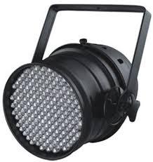 Multi Color LED Par Can Lights DMX Par 64 Lamp Small Stage