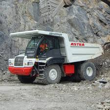 Hire & Rent 30 Ton Rigid Dump Truck (Rock Truck) | Wellington ...