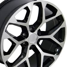 100 Chevy Truck Wheels For Sale 22 2015 CK156 Silverado GMC Sierra 1500 Cadillac Machined