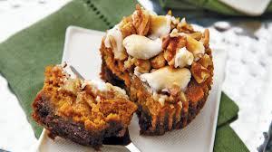 Bisquick Pumpkin Pie Muffins by Pumpkin Pie Recipes Bettycrocker Com