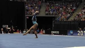 Exercise Floor by Simone Biles Floor Exercise 2016 P U0026g Gymnastics Championships