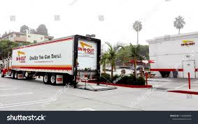 100 In N Out Burger Truck HOLLYWOOD Los Angeles California September 9 2018 IOUT