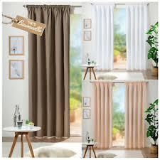 skandinavische gardinen vorhänge in weiß günstig kaufen ebay