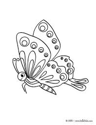 Kawaii Butterfly Coloring Page This Is Available For Free In BUTTERFLY Pages