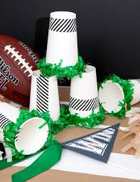 12 Victorious DIYs To Get Your House In Shape For Game Day