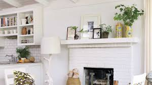 Southern Living Living Rooms by White Painted Home Decor Southern Living