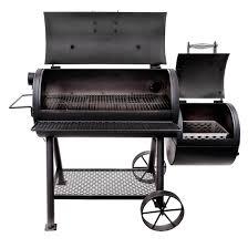 Char-Broil Oklahoma Joe's Highland Reverse-Flow Smoker - Black