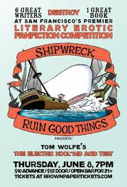 Shipwreck Presents The Electric Kool Aid Acid Test