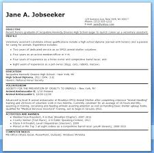 Vet Tech Resumes Veterinary Technician Resume Sample Perfect Captures Assistant Examples