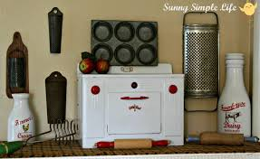Vintage Kitchen Decor Items Country