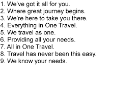 Contest Entry 42 For Write A Tag Line Slogan Travel Agency