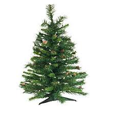 4 Ft Pre Lit Christmas Tree by 4 Ft Prelit Christmas Tree