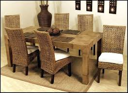 Amazing Inspiration Dining Room Rattan Furniture Sale Dinette With Used Sets For Cube Set Din