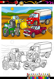 Coloring Book Or Page Cartoon Illustration Of Vehicles And Machines ... Coloring Book Or Page Cartoon Illustration Of Vehicles And Machines Mcqueen Cars Transportation In Mack Truck For Kids Colors Drawing Cars Trucks Color My Favorite Toys 4 Ambulance Fire Brigade Tow Police And Ambulance Emergency Things That Go Amazoncouk Richard Scarry Pin By Jessica Miller On Chevy Pic Pinterest Toons Pictures Free Download Best Gil Funez Classic Truck Images Image Group 54 Car Vector Set Toy Buses Stock Alexbannykh 177444812 Cany Wash For Video Dailymotion