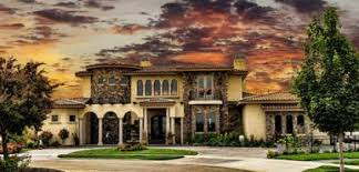 Image Of Luxury Tuscan Style Home