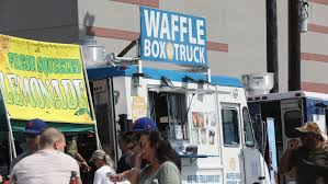 100 Waffle Truck Rachael Ray Selects Westchester Box Truck Among Her Favorites