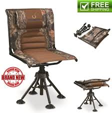 360 Swivel Hunting Chair Armrest Blind Camo Foldable Portable 300 Lb  Capacity Browning Ultimate Blind Swivel Chair Millennium Shooting Mount The Lweight Hunting Chama Chairs 10 Best In 2019 General Chit Chat New York Ny Empire Guide Gear Black Game Winner Deluxe My Predator Predator Pod Predatormasters Forums