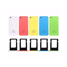Replacement Nano SIM Card Tray Slot Holder for Apple iPhone 5C All