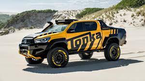 100 Toyota Truck Top Gear Behold The Tonka Truck