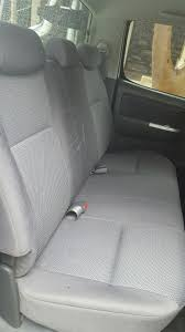 BLACK DUCK SEAT COVERS Suitable For HILUX Workmate/SR/SR5 Dual Cabs ... How To Reupholster A Truck Seat Youtube 2017 Used Toyota Tacoma Sr5 Double Cab 6 Bed V6 4x4 Automatic At Awesome Amazing Car Covers For Corolla Solid Beige New Amazon Smittybilt Gear Black Universal Cover Custom Pickup Auto Sedan Van 12 For Pets Khaki Pet Accsories Formosacovers Elegant Best A Work 19952000 Xcab Front 6040 Split Bench With Seat Cover Deals Toyota Tacoma Free Resume 2018