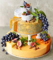 Cheese Wedding Cake Alternative From MS