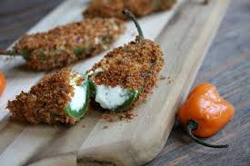 Happy Living Halloween Jalapeno Poppers by Baked Jalapeño Poppers Recipe