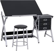 Amazon.com: Generic Ool Chair Drafting Table Table Set Stool ... Portable Drafting Table Royals Courage Easy Information Sets Of Tables And Chairs Fniture Sketch Stock Vector Artiss Kids Art Chair Set Study Children Vintage Metal Desk Drawing Industrial Fs Table By Thomas Needham Carving Attributed To Cafe Illustration Of Bookshelfchairtable Board Everything Else On Giantex Modern Adjustable Two Girl Sitting On Photo 276739463 Antique Couch Png 685x969px And Chairs Stock Illustration House