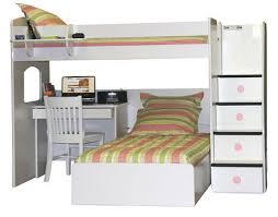 Berg Furniture Utica Twin over Full Loft Bed
