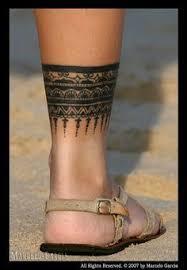 Arm Band Tattoo Tribal