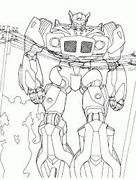 Coloriage Transformers Robots In Disguise