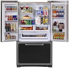Counter Depth Refrigerator Width 30 by Heartland Hcfdr23blk 36 Inch Counter Depth French Door