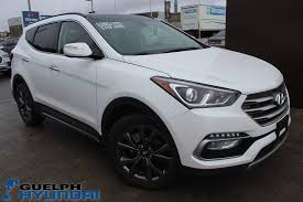 New 2018 Hyundai Santa Fe Sport 2.0T Ultimate In Guelph ON | V ...